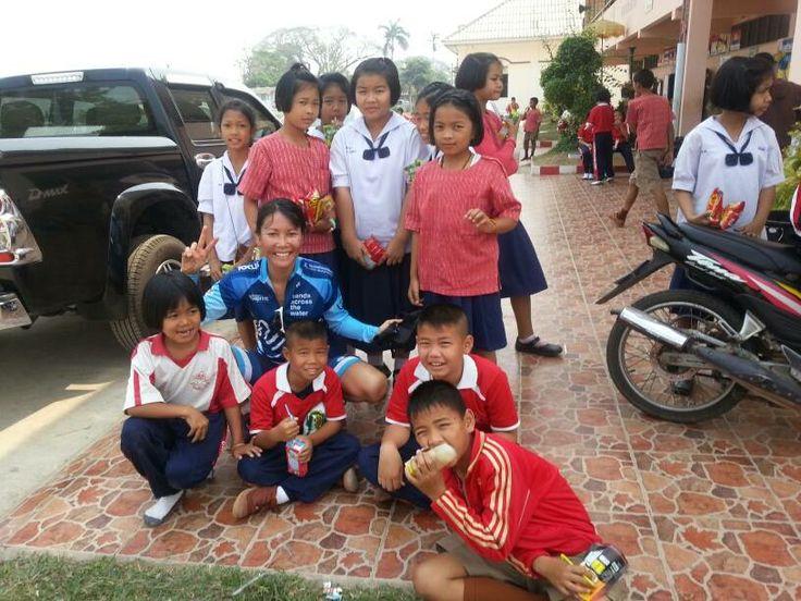 Great smile with Thai kids #BGH #BGHdzung http://beyondgoodhealthclinics.com.au/