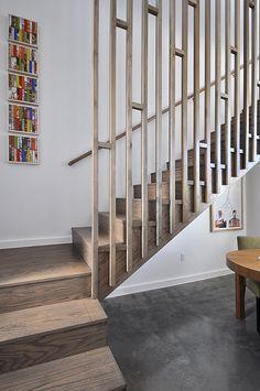 roof to ceiling staircase railing - Sök på Google