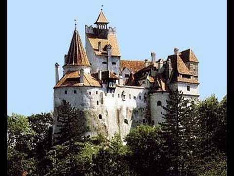 Dracula´s castle  Bran, Romania (2012).