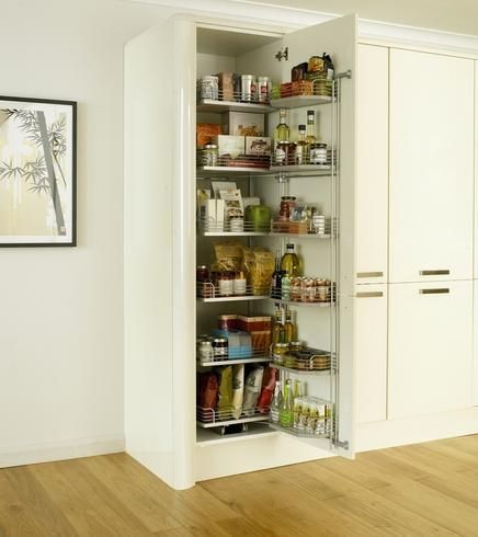 Full Height Pull & Swing Larder