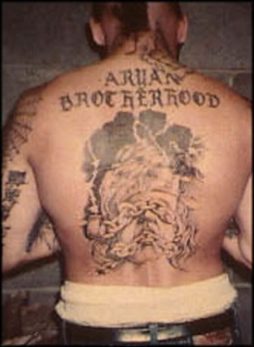 322 best images about gang related on pinterest for Arian brotherhoods tattoos