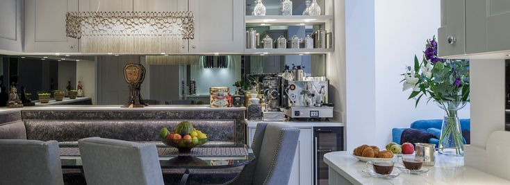 Bespoke Kitchen Projects from Spencer Marchand