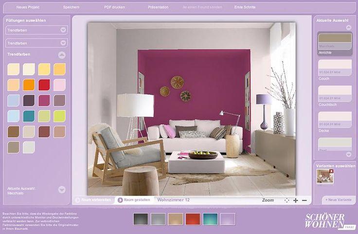 25 best sch ner wohnen wandfarbe ideas on pinterest sch ner wohnen farben sch ner wohnen. Black Bedroom Furniture Sets. Home Design Ideas