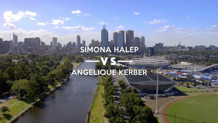 goals TENNIS: Australian Open 2018 Semifinal - Simona Halep vs. Angelique Kerber - 25/01/2018 Full Match link http://www.fblgs.com/2018/01/goals-tennis-australian-open-2018_25.html
