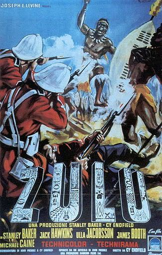 ZuluAwesome Movie, Movie Posters, Zulu Wars, Wars Film, Favourite Film, Favorite Movie, Wars Movie, Favourite Movie, Zulu 1964