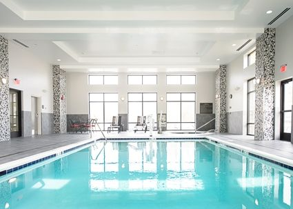 Hampton Inn Stafford/Quantico-Aquia Hotel, VA - Indoor Pool