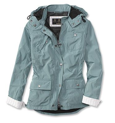 Just found this Lightweight Rain Jacket - Barbour%26%23174%3b Dressage Jacket -- Orvis on Orvis.com!