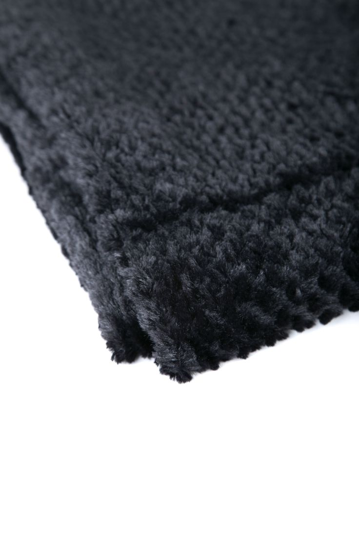 Black soft furry snood. http://www.modaboom.com/accessories/belts/lalala/