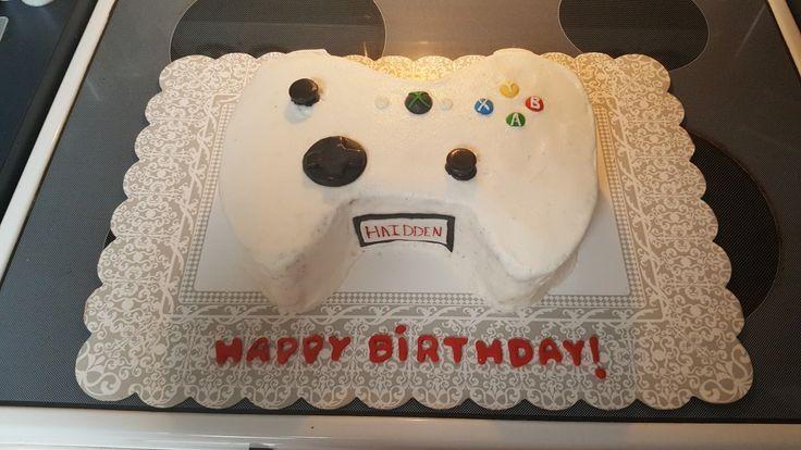 Xbox 360 remote cake