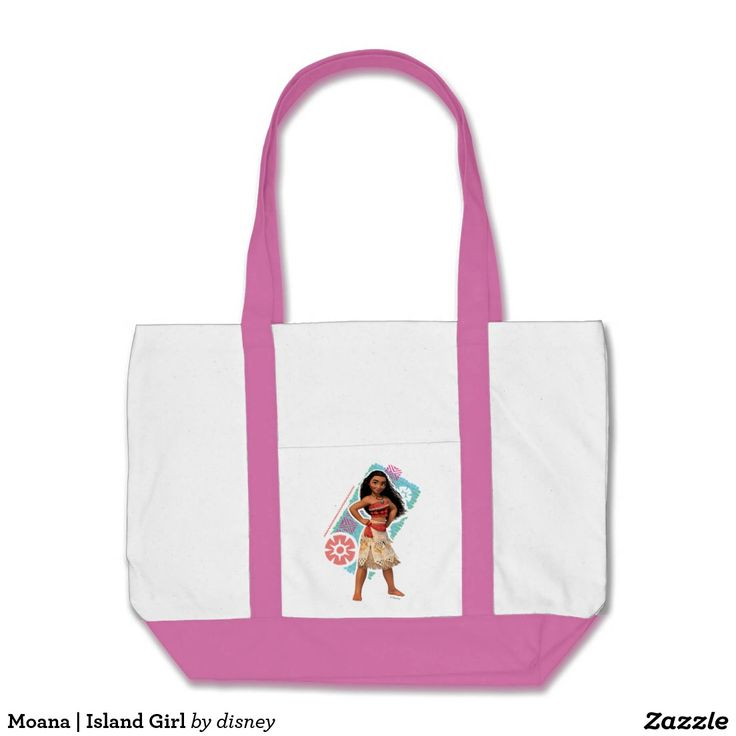 Moana | Island Girl Tote Bag
