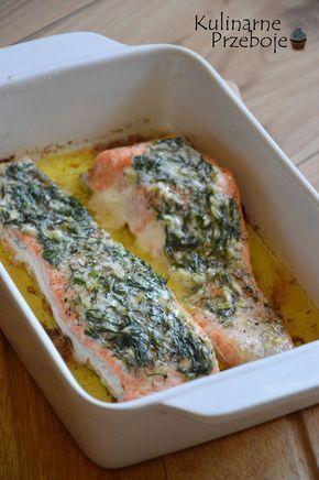 Łosoś pieczony w masełku czosnkowo-koperkowym poleca się na piątkowy obiad ;) Może zaciekawią Cię również inne przepisy na łososia, np. : Pieczony łosoś w sosie pomidorowo – cebulowym Łosoś gotowany na parze. Łosoś z masłem. Łosoś w sosie śmietanowo-musztardowym Łosoś pod szpinakową pierzynką  Łosoś pieczony w masełku czosnkowo-koperkowym – Składniki: ok. 400g łososia kilka […]
