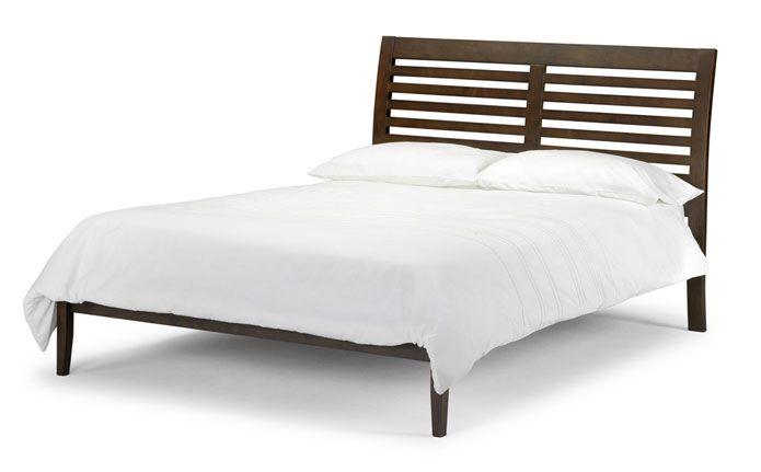 Santiago Wenge King Size Bed