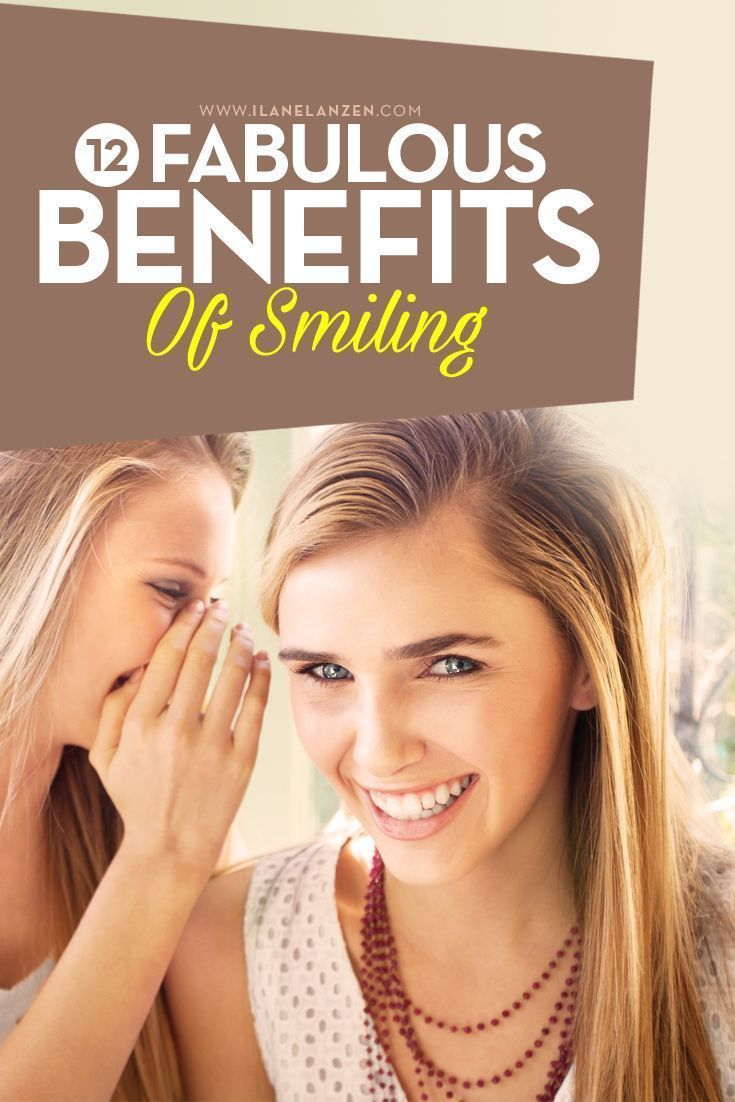 Benefits of smiling | Smiling is a natural way to show happiness or pleasure | http://www.ilanelanzen.com/personaldevelopment/12-fabulous-benefits-of-smiling/