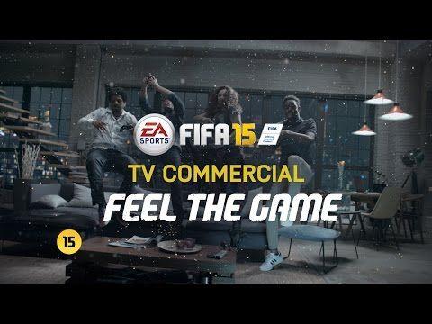 EA Sports - FIFA 15 Feel The Game by Mark Zibert