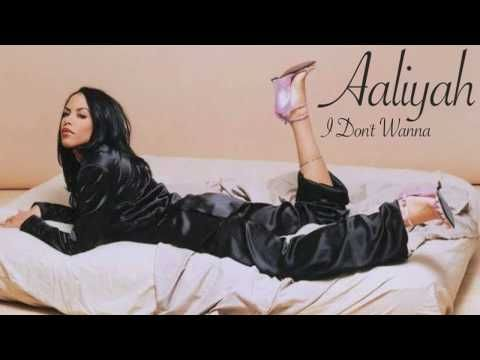 Like Aaliyah on Facebook: http://www.facebook.com/aaliyahworld    BLACKGROUND RECORDS 1999.