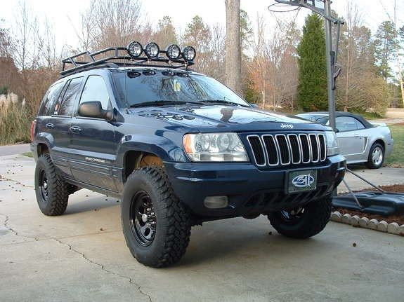 WJ_4x4_NC's 2001 Jeep Grand Cherokee in Wake Forest, NC