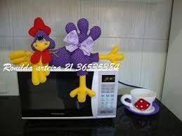 Resultado de imagen para galinha tecido para cozinha