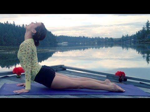 Yoga with Adriene - Travel Yoga - Morning Sequence | YouTube (VIDEO) ... this is awesome, I just did this at home today but it's a nice quick flexible sequence. Video is about 11 min but about 8 mins of yoga.