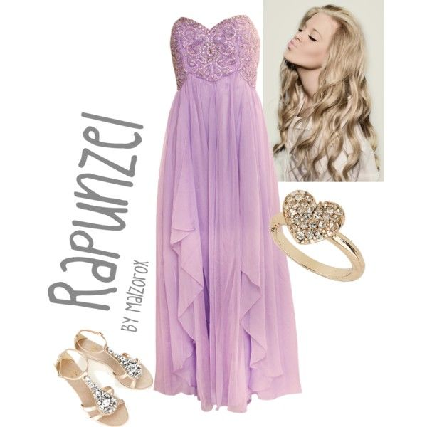 Rapunzel Inspired Prom Dresses | www.imgkid.com - The Image Kid Has It!