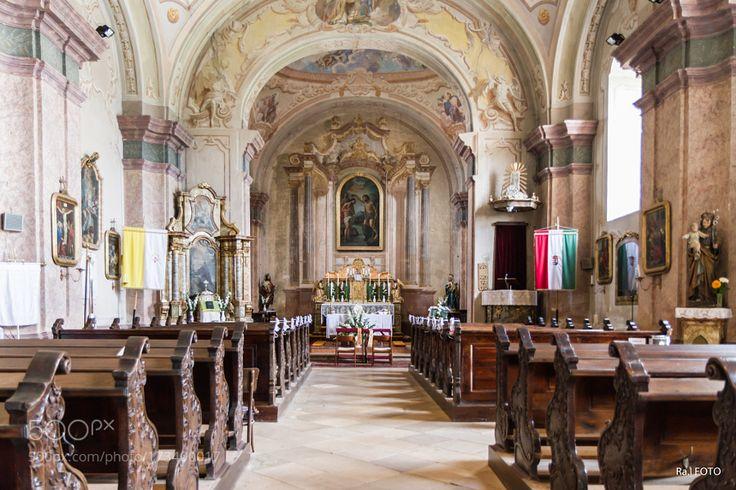 Jánosházi Római Katolikus Plébániatemplom by Paparauchi