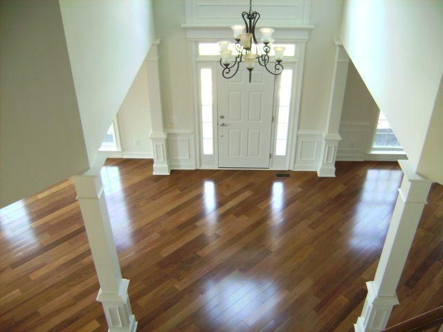 Floors Strand Woven Bamboo Flooring Carbonized