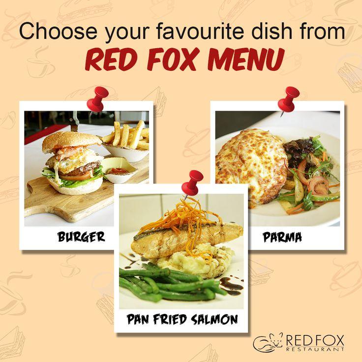 Enjoy delicious fresh Italian Food in Warrandyte. Visit our Restaurant NOW!!  #RedFoxRestaurant #Restaurant #Warrandyte #Melbourne #Australia #Food #DeliciousFood #ItalianFood #FreshFood