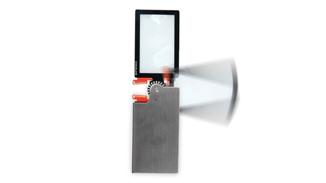 fresnel lens are frequently given away for free as cheap promotional items