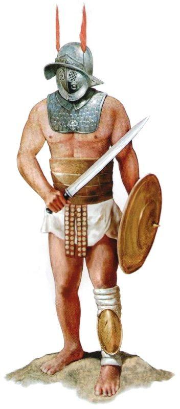 """Gladiator"": Good drama, bad history"