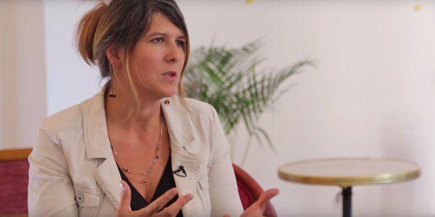 04.01.17 - LA TRIBUNE  Présidentielle 2017 : qui est Charlotte Marchandise, la candidate des internautes ?