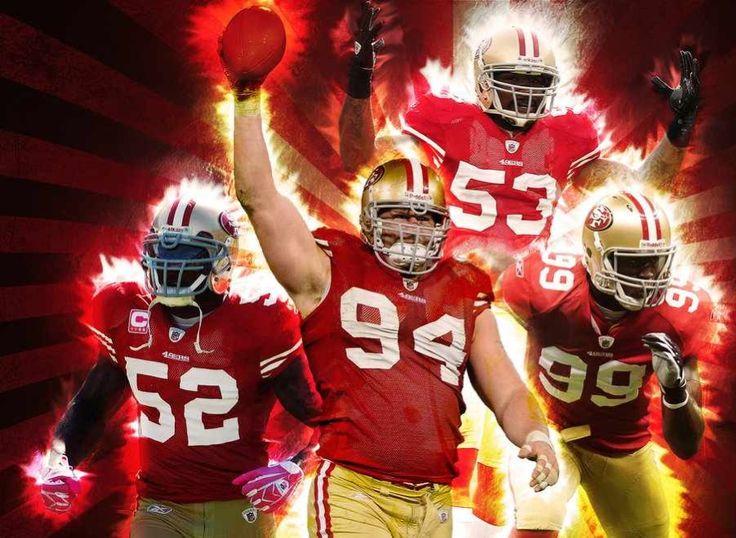 #Forty Niners #niners #49ers  #sf #sanfrancisco  #sf49  #faithful  #redandgold  #whosgotitbetterthanusnobody #Football  #questforsix  #empire  #ninernation  #candlestick