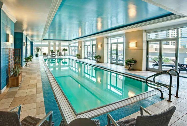 Pool - Westin Hotel, Charlotte, NC