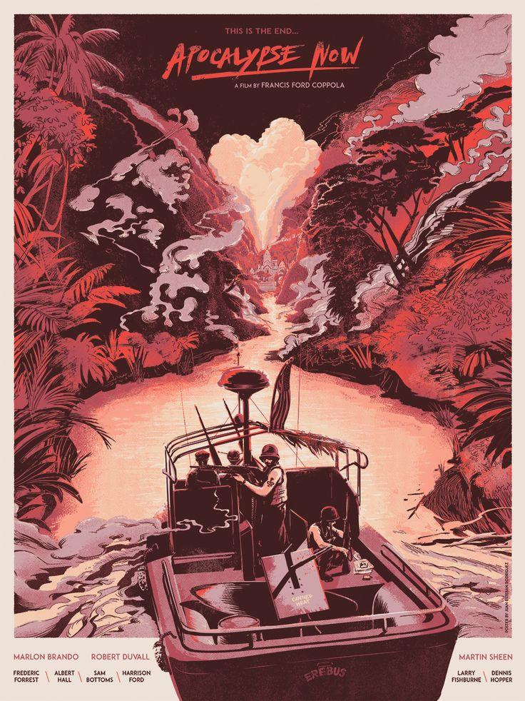 Apocalypse Now: Erebus Poster - Created by Juan Esteban Rodriguez