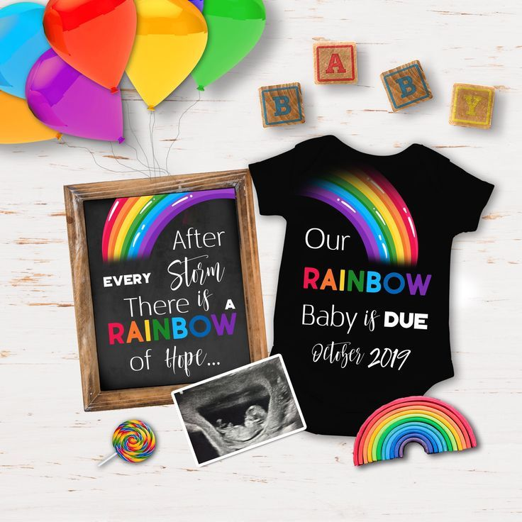 PRINTABLE Rainbow Pregnancy Announcement Rainbow Pregnancy Reveal For this baby we have prayed Rainbow Baby Pregnancy Chalkboard Sign