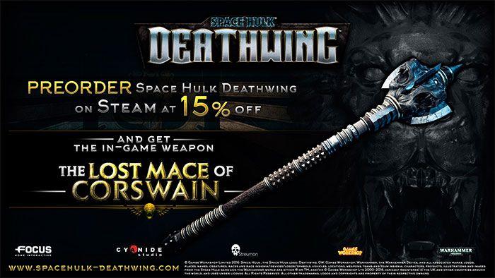 Space Hulk : Deathwing dévoile le mode coop en images - Space Hulk : Deathwing…
