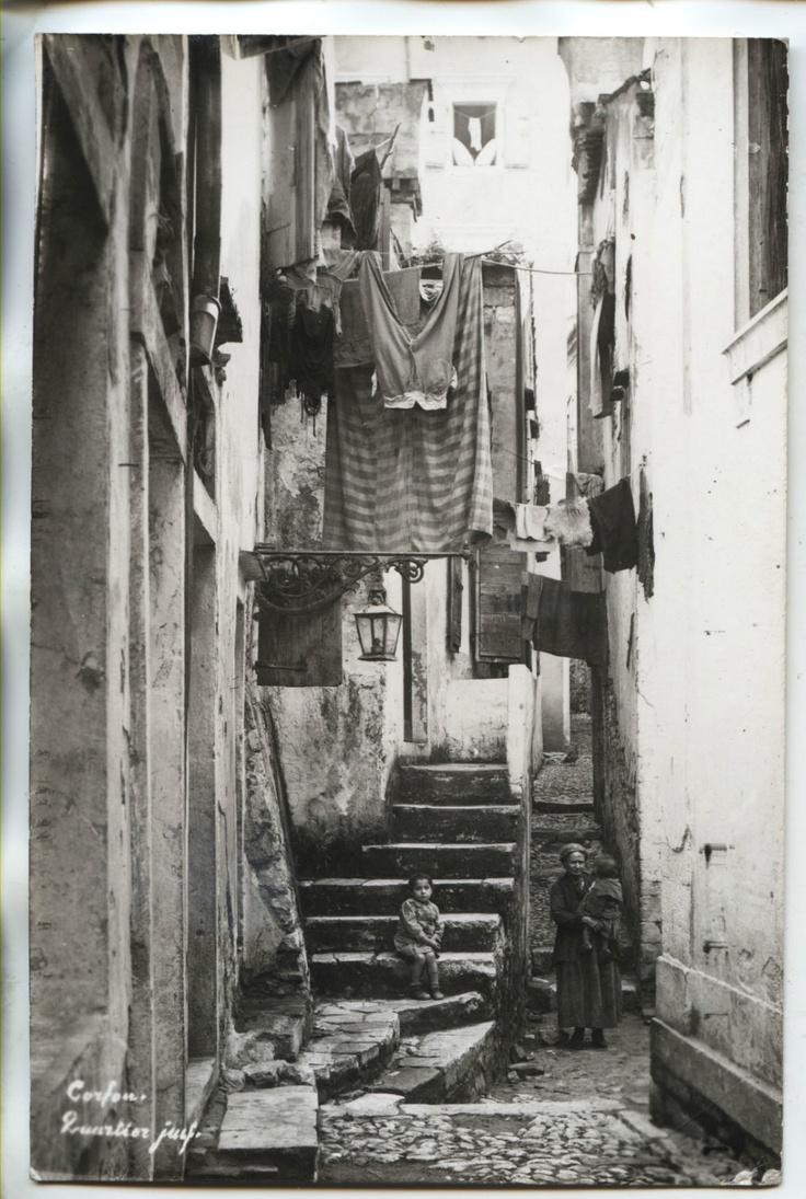 Corfu, Greece Kerkyra Kantouni