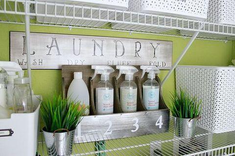 organizing laundry closets, closet, laundry rooms, organizing, painting, storage ideas