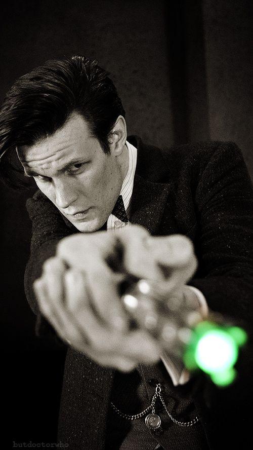 We've Got Ten Minutes: Eleven, Doctor Who
