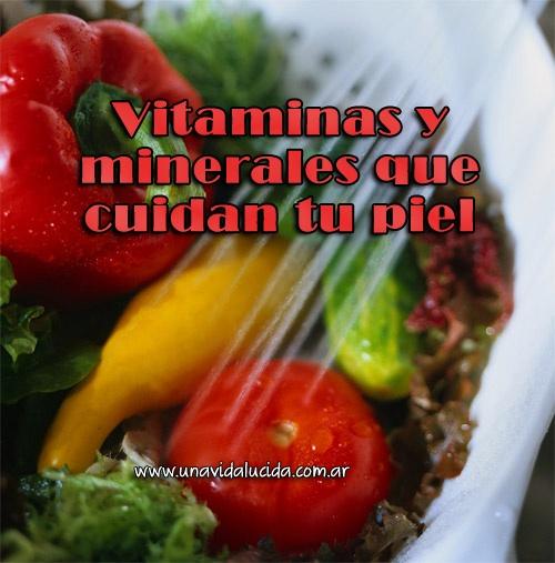 Las vitaminas y los minerales que cuidan la piel.: Los Minerals, Alimentos Naturales, Cuidan La, Health, Los Minerales, Las Vitaminas, Skin