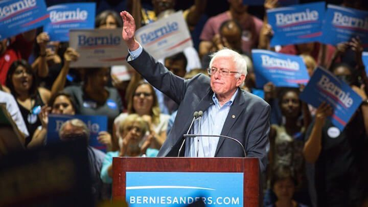 """Bernie Surges: DC Insiders Panic 
