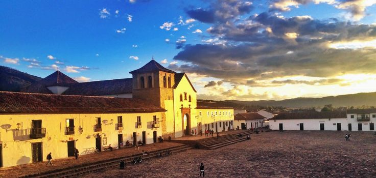 Historia de la catedral de Villa de Leyva #villadeleyva #villadeleyvamagica