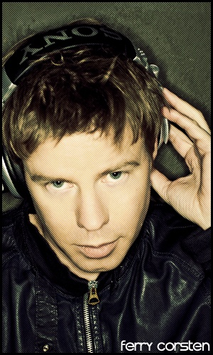 Ferry Corsten, also known under the alias System F, (born 4 December 1973) is a Dutch producer of trance music, in addition to being a DJ and remixer.