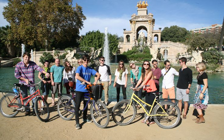 Barcelona City Bike Tour | Guided Barcelona Tours | Fat Tire Tours