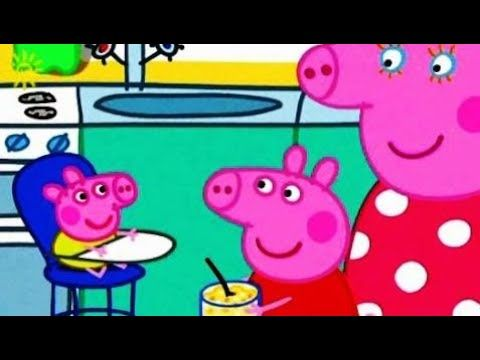 Peppa Pig Baby Alexander Episodes New Compilation English