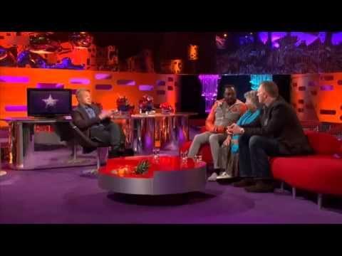 The Graham Norton Show S11x11 willi.am Miriam Margolyes, Greg Davies, Ad...