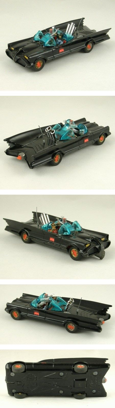 Vintage Corgi Batmobile I still have mine