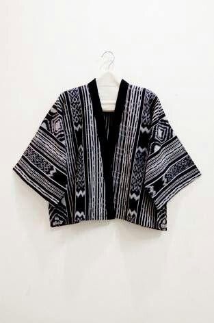Black sasando jacket