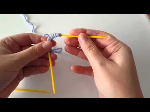 Zakrzywione druty skarpetkowe Neko - YouTube
