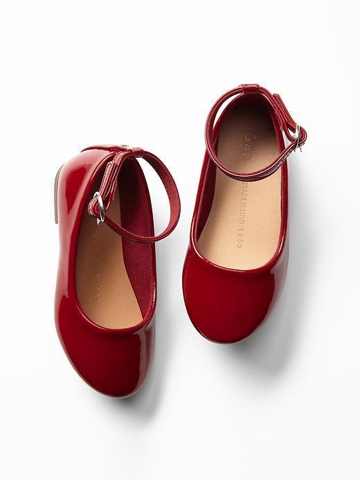 b223da86432 Ankle-strap ballet flats