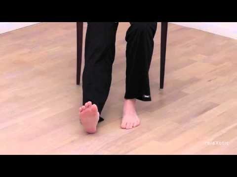 5 Sprunggelenk- und Fussübung