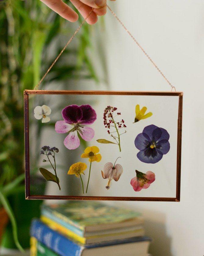 Coup de coeur déco : le bouquet de fleurs séchées nous fait craquer ! (Pictures)